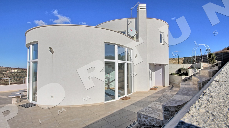 Luxury Villa 318 M2 U0026 841 M2 For Sale Near Buje In Istria, Price On