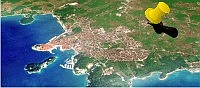 Plot in the area of Rovinj