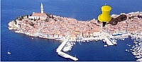 Three bedroom flat in the center of Rovinj