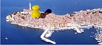 Fully furnished one bedroom apartment in Rovinj