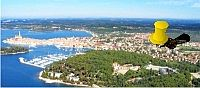 Bright and stylish two bedroom flat in Rovinj