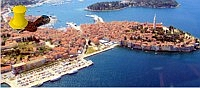 Three bedroom flat with sea view  in Rovinj