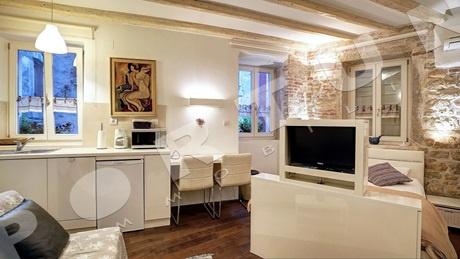 Restored flat in Rovinj ǀ 45 sqm
