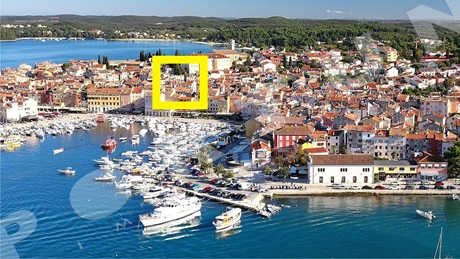 Rovinj, one bedroom apartment 54 m2 in the centre