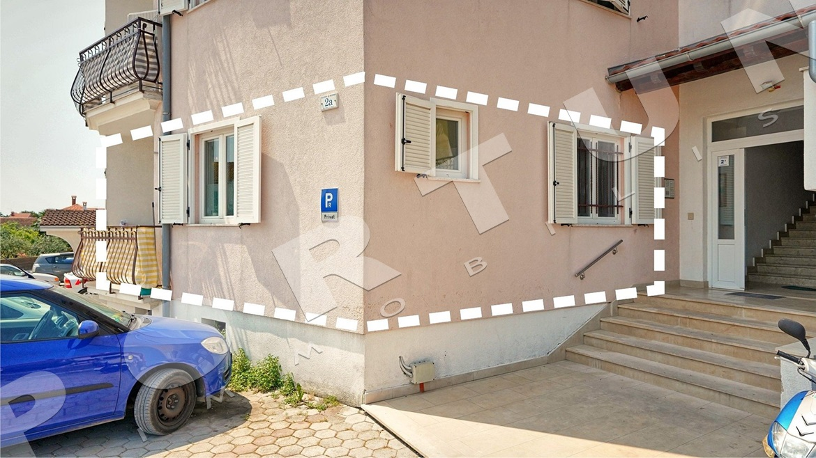 One bedroom apartment close to center of Rovinj, 120.000 €