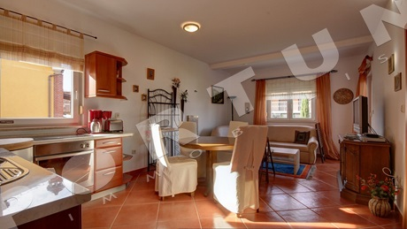 Two bedroom flat on few steps from the beach in Rovinj