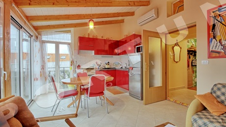 Rovinj, a two bedroom apartment few steps from the center