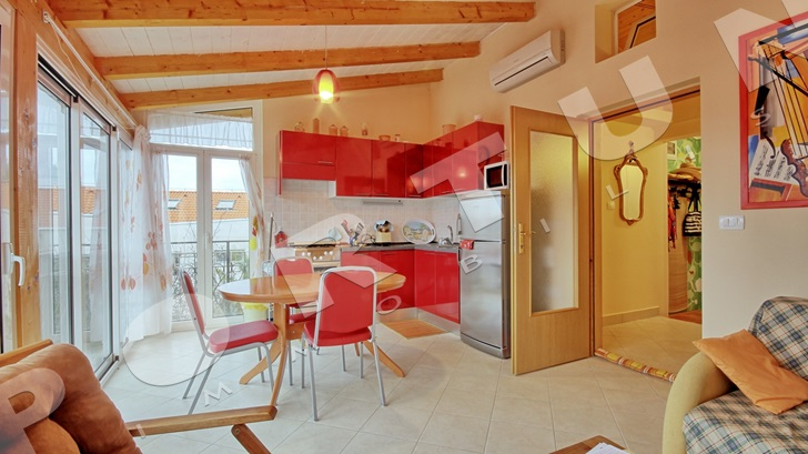 Lowered price of two bedroom flat in Rovinj -20%