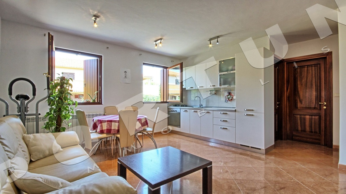 rovinj, one-bedroom apartment on the first floor with parking