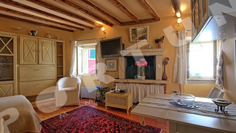 Tastefully furnished studio in the heart of Rovinj