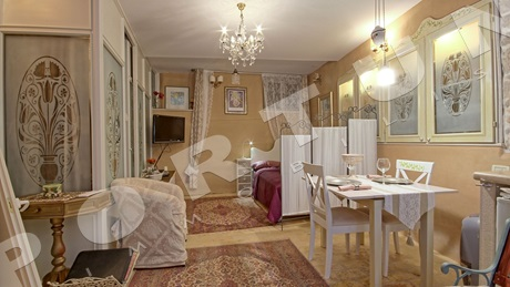 Stylish studio set on the ground floor of a stone house in the heart of Rovinj