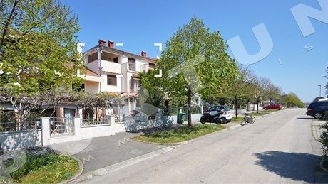 Three bedroom flat with large terrace in Rovinj