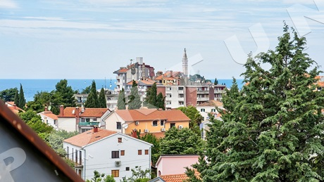 One bedroom flat with sea view  in Rovinj