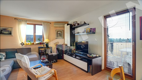 Bright two bedroom flat in Rovinj