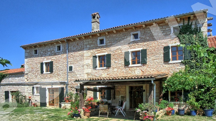 Drastically lowered price of estate in Istria -44%