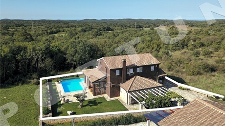 Further reduced price of villa in Istria -26%