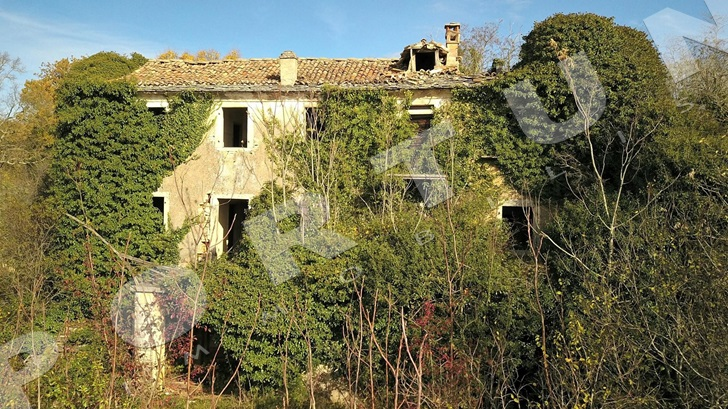 Lowered price of estate in Istria -8%