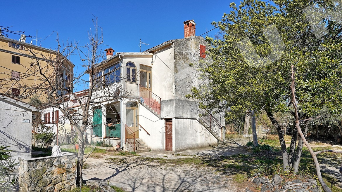 House in Rovinj on a promising location , 350.000 €