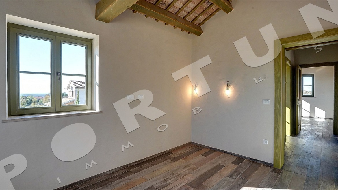 Charming new house with pool in the area of Svetvinčenat, Price on request