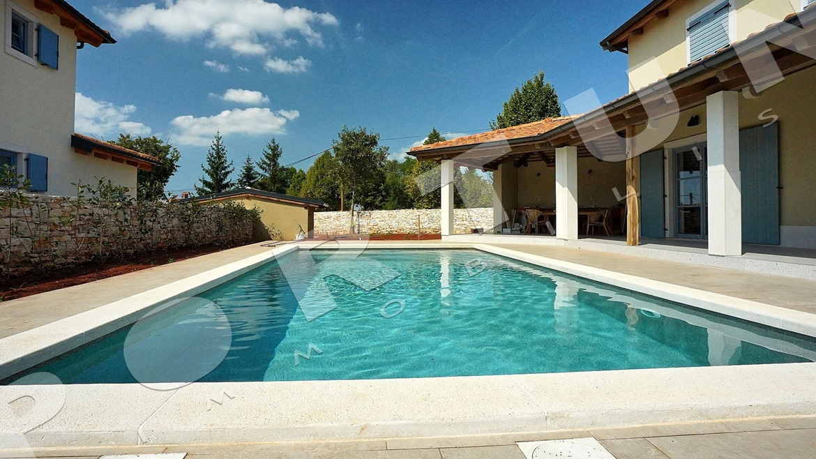 Three bedroom house with pool in the surroundings of Kanfanar, 360.000 €