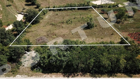 Building plot in the area of Rovinj