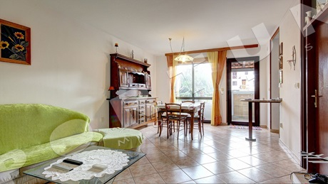 Two-level four bedroom flat in Rovinj