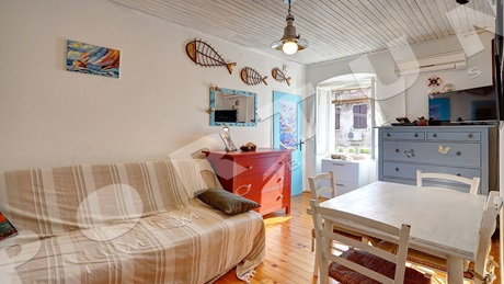 One bedroom flat in the center of Rovinj