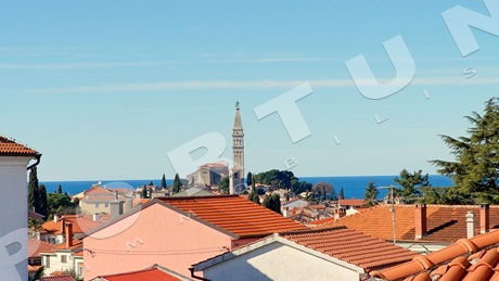 Modernly decorated two bedroom flat in Rovinj