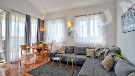Flat with sea view  in the surroundings of Rovinj