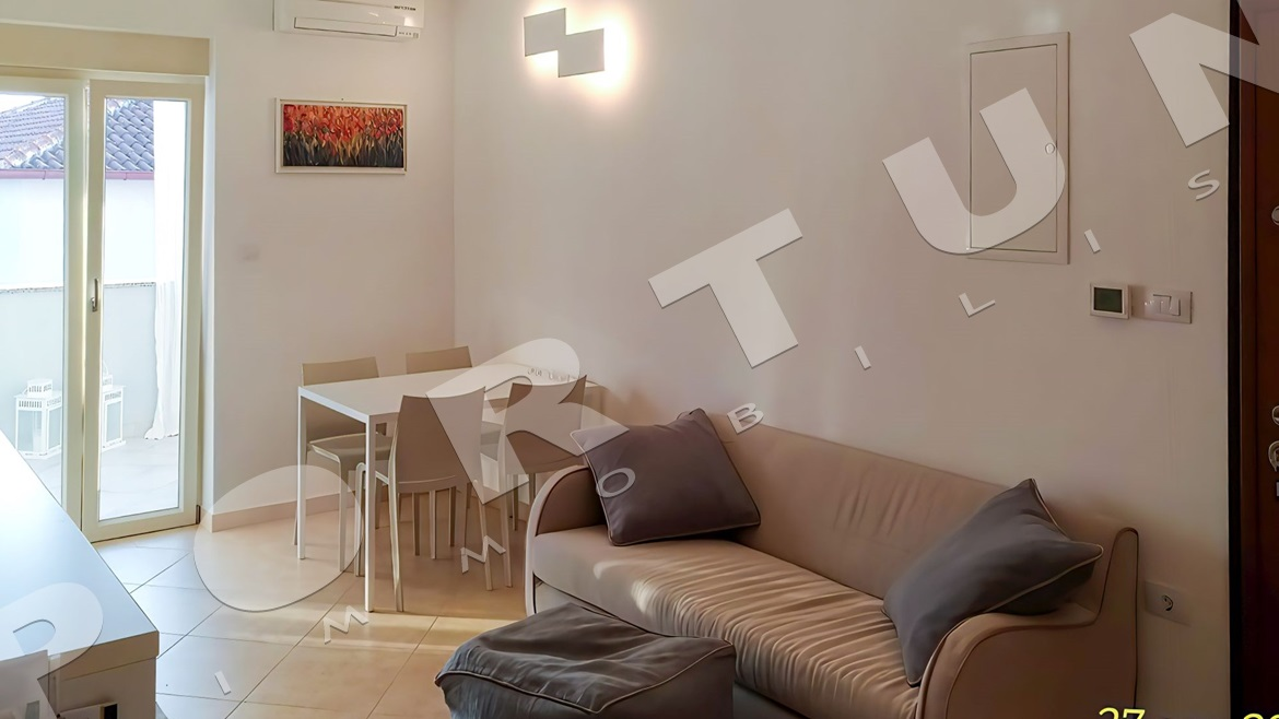 Two bedroom flat in Rovinj ǀ 51,40 sqm, 182.000 €