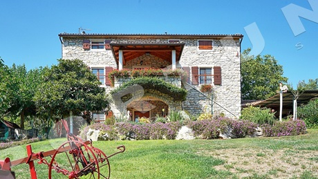 Stone house in Northern Istria
