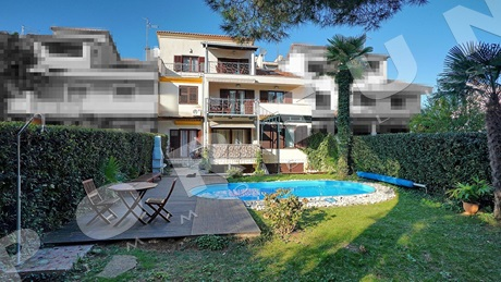 Condominium with pool in Rovinj