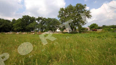 Building plot in the surroundings of Kanfanar